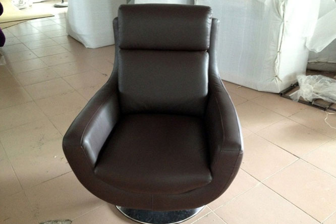Designer Chair Brown C16